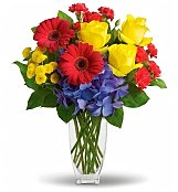 Flower Bouquets: Here's to You Bouquet
